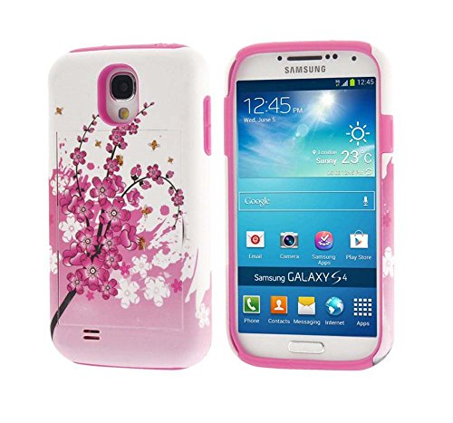 S4 Cases,S4 Case,S4 Cover,S4 Back Case,Samsung S4 Cases,Ezydigital Carryberry Luxury Credit Card Hybrid cases for Samsung Galaxy S4 I9500