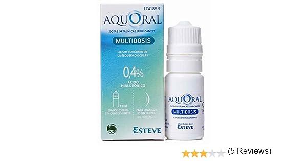 AQUORAL Gotas Humectantes Multidosis 10ML: Amazon.es: Salud y cuidado personal