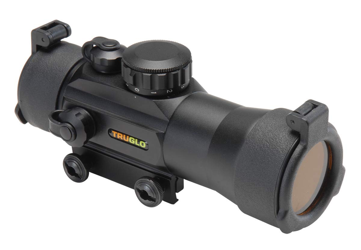 TRUGLO Red-Dot 2x42mm Sight Black by TRUGLO