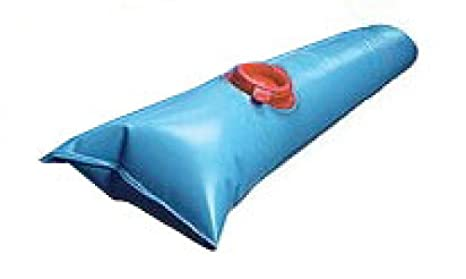 Buffalo Blizzard 4 Ft. Single Chamber 16 Gauge Swimming Pool Water Tube  (6-Pack, Blue)