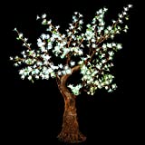 Cherry Blossom Tree 4' 8 High 448 LED Lights SHIFT COLORS Taylor Style