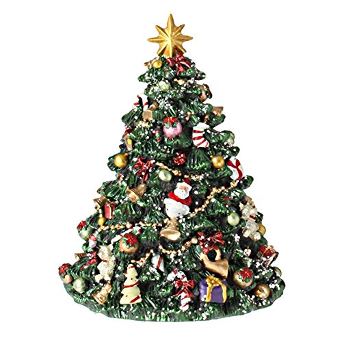 (Raz Imports Musical Wind up Rotating Tree)