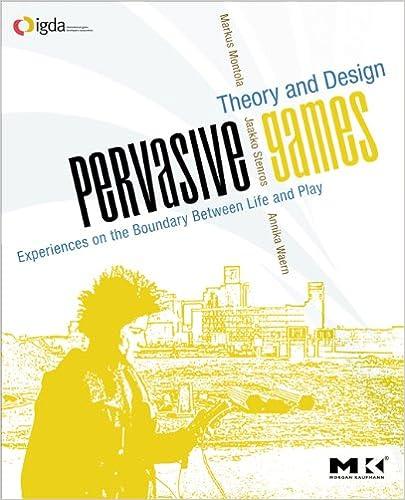 Amazon.com: Pervasive Games: Theory and Design (Morgan Kaufmann ...