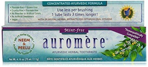Toothpaste-Mint-Free - 4.16 oz. - Paste