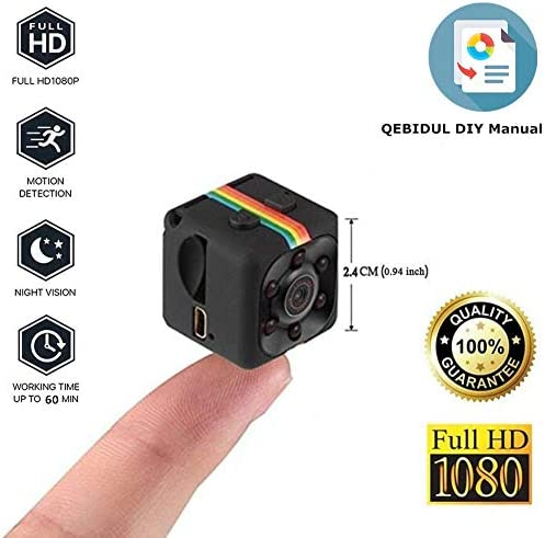 QEBIDUL Detection Camcorder Infrared Recorder product image