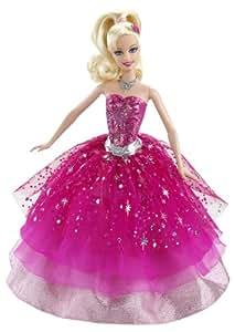 Barbie - Moda mágica en París: Muñeca Barbie [Versión en inglés]