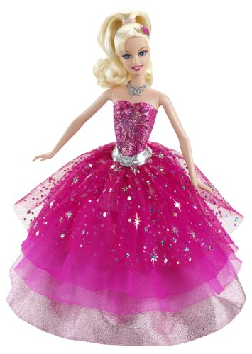 Barbie A Fashion Fairytale Transforming Fashion Doll Dollhouse Flip Top