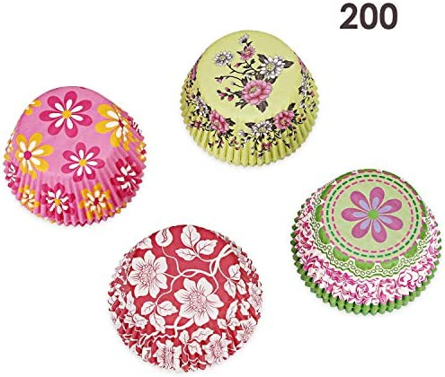 Gifbera Standard Cupcake Multicolor 200 Count product image