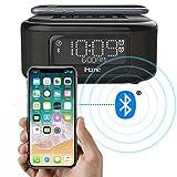 iHome iBTW23 Alarm Clock Bluetooth Stereo with