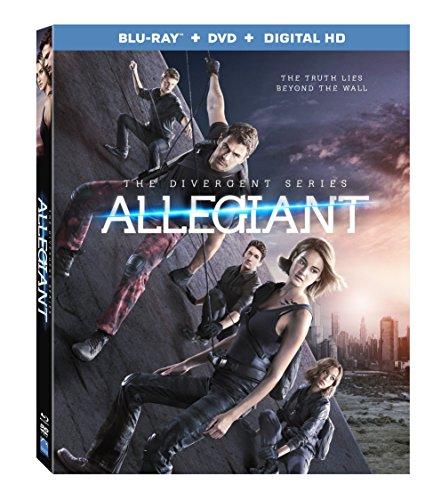 The Divergent Series: Allegiant 2016
