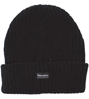 Mens Thinsulate Thermal Winter Hat  Amazon.co.uk  Sports   Outdoors 8317bc8e897