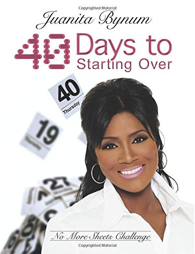 40 Days Starting Over Challenge