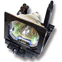 OEM Sanyo Projector Lamp for Model PLC-EF60A Original Bulb and Generic Housing