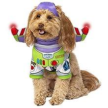 Rubie's Disney: Toy Story Pet Costume, Buzz Lightyear, Large