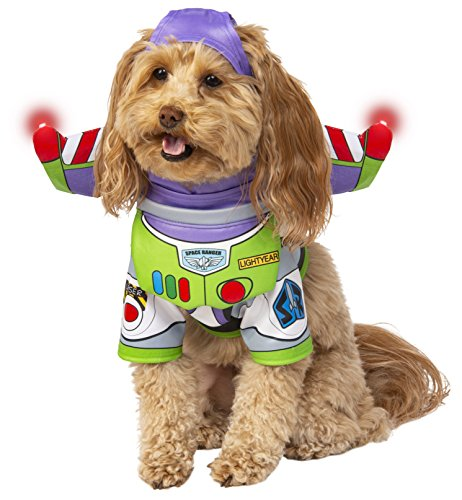Rubie's Disney: Toy Story Pet (Buzz Lightyear Costume For Dogs)