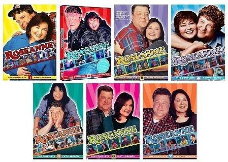 (Roseanne Complete Seasons 1-7 Bundle)