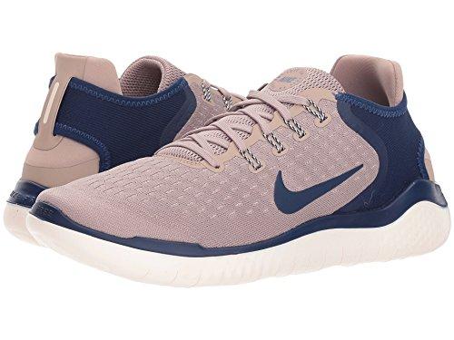 [NIKE(ナイキ)] メンズランニングシューズ?スニーカー?靴 Free RN 2018 Diffused Taupe/Blue Void/Gauve Ice 11.5 (29.5cm) D - Medium