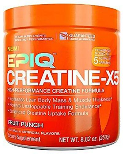 EPIQ CREATINEX5 Fruit Punch 243 g