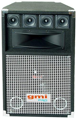 Event Studio Monitor (GMI-Pro GMI-MX12 Professional Loudspeaker System)