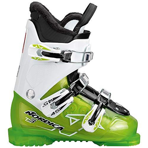 Nordica Jr Team 3 R Ski Boots 2019 Green/Black ()