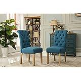 Amazon.com: Blue - Kitchen & Dining Room Furniture / Furniture ...
