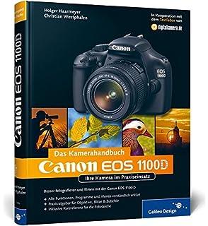 Cable USB para cámara digital Canon EOS 1100D | Longitud de 2 m ...