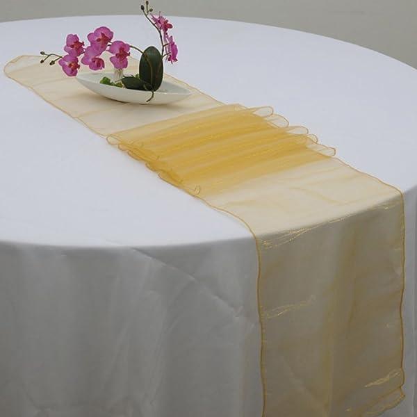 Yellowish Brown Rustic Burlap Wedding Table Decor Hessian Table Runner 9meter Long x 29cm Width JJPRIME