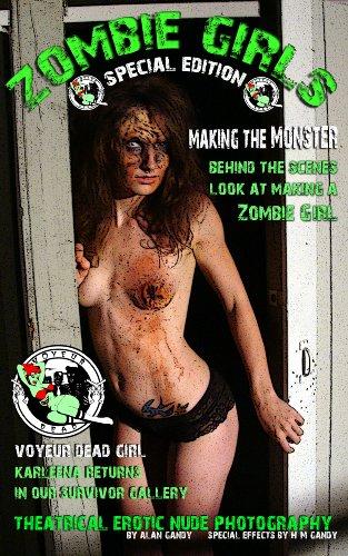 Zombie nude