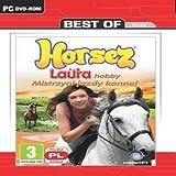 Best of Kids: Horsez - Laura Hobby: Mistrzyni Jazdy Konnej - (Polish language edit. for PC DVD-ROM)