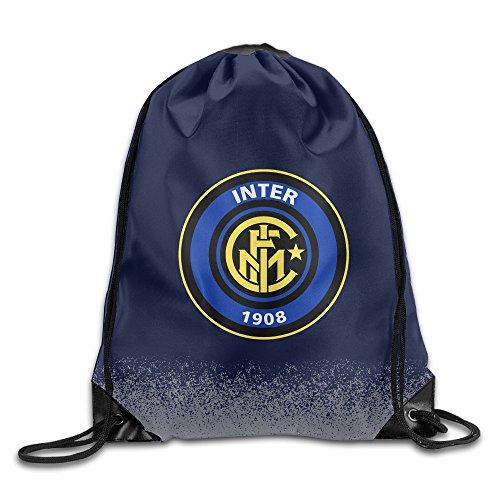 - Inter Milan White Shoulder Sack Bag