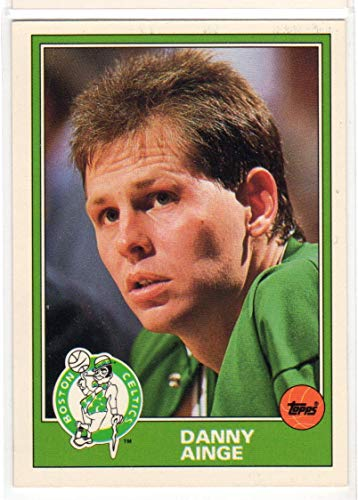 "Danny Ainge Topps Archives""THE ROOKIES"" Basketball Card Boston Celtics-BYU-Brigham Young"