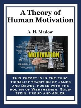 maslow theory human motivation pdf