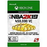 NBA 2K19: 450000 VC Pack - Xbox One [Digital Code]