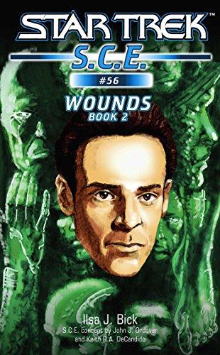 Amazon Star Trek Wounds Book 2 Star Trek Starfleet Corps Of