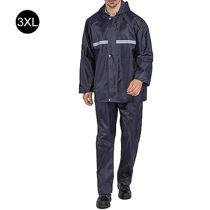Amazon.com: Traje de lluvia para hombre de motocicleta ...