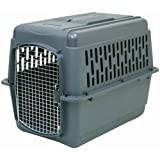Petmate Pet Porter 2 Kennel, For Pets 50-70 Pounds,  Dark Gray For Sale