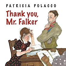 Thank You, Mr. Falker Audiobook by Patricia Polacco Narrated by Lauren Davis