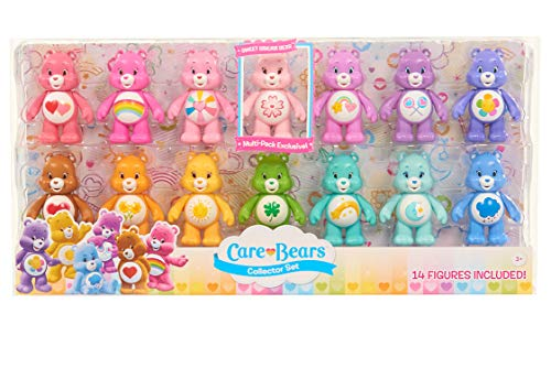 Care Bears Collector Set, Multicolor]()
