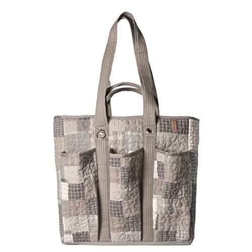 Donna Sharp Utility Bag (Smoky Patch) (Utility Patch Bag)