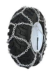 Peerless MTN-122 Garden Tractor / Snowblower Net / Diamond Style Tire Chains 15x6.00-6