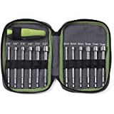 Craftsman Evolv 13 Piece Quick Fit Nut Driver Set with Case, 9-14064
