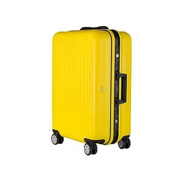 Amazon.com: Maleta de aluminio universal para equipaje de ...