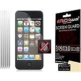 Techgear LCD-Schutzfolie (für Apple iPhone 5S / 5C / 5, matt, blendfrei) 5 Stück