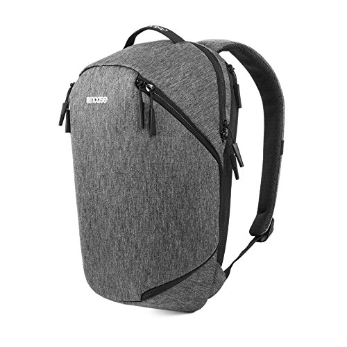 Incase 13'' Reform Backpack with TENSAERLITE - Heather Black - CL55589 by Incase
