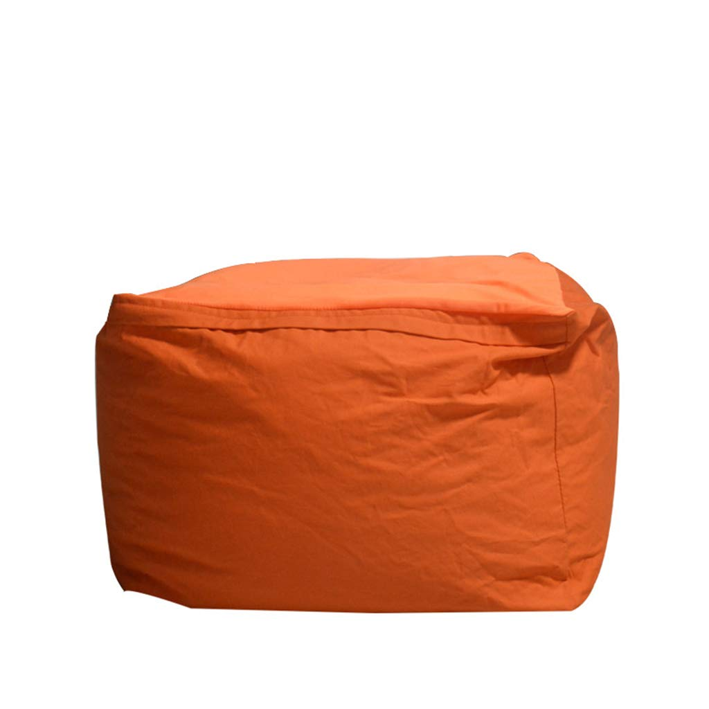 2 YANGBM Beanbag, Individual Small Sofa Bedroom Bed No backrest Lounger Sofa Sofa (color    1)
