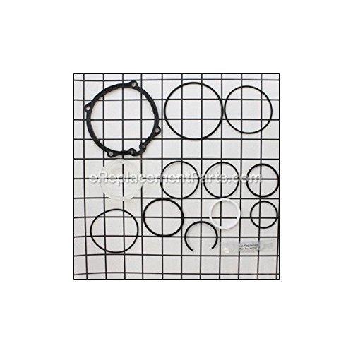 Finish Nailer Replacement O-Ring Kit # N001102 (Nailer O-ring Kit)