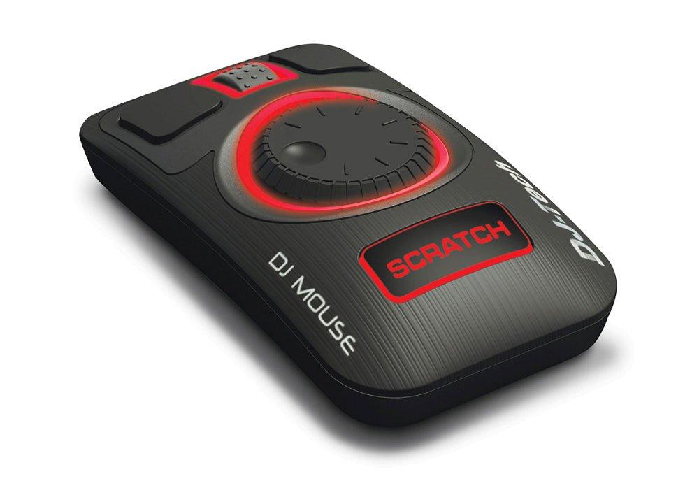 DJ-Tech DJMOUSETK DJ Maus inklusive Software Melkco DJTM1