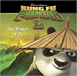 Book The Power of Po: Movie Novelization (Kung Fu Panda 3)