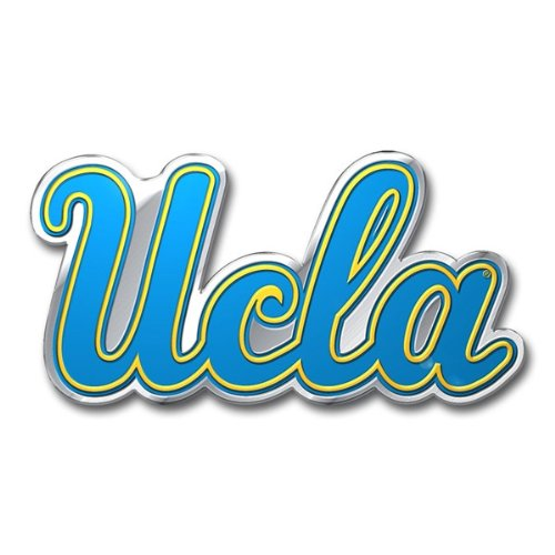 NCAA UCLA Bruins Die Cut Color Automobile - Los Mall Angeles California