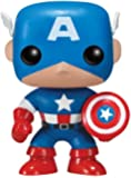 POP! Bobble - Marvel: Captain America